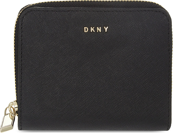 DKNY Dkny Bryant Park small Saffiano leather purse