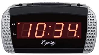 Equity by La Crosse 30240 Super Loud LED Alarm Clock