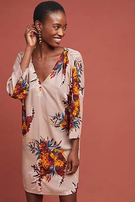 The Odells Harvest Floral Tunic Dress