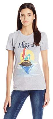 Disney Junior's Little Mermaid Storybook Graphic T-Shirt