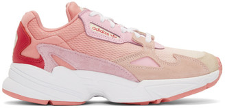 adidas Pink Falcon Sneakers