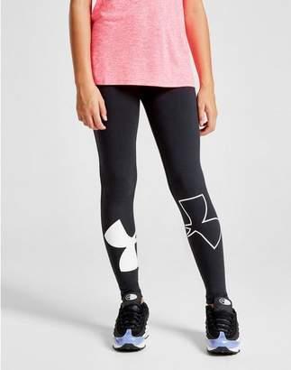 d9d8dc20d Under Armour Girls  Favourite Knit Leggings Junior