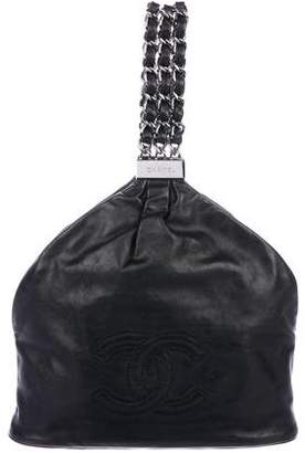 Chanel Rock & Chain Hobo