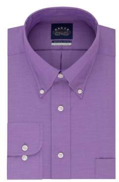 Eagle Cotton Button-Down Dress Shirt