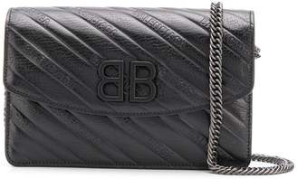 Balenciaga BB wallet on chain