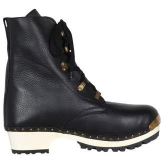Vivienne Westwood Leather boots