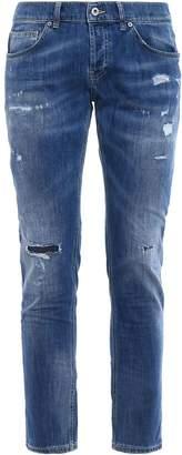 Dondup Stonewashed Jeans