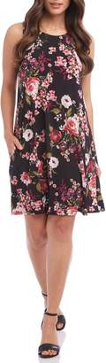 Karen Kane Chloe Print Shift Dress