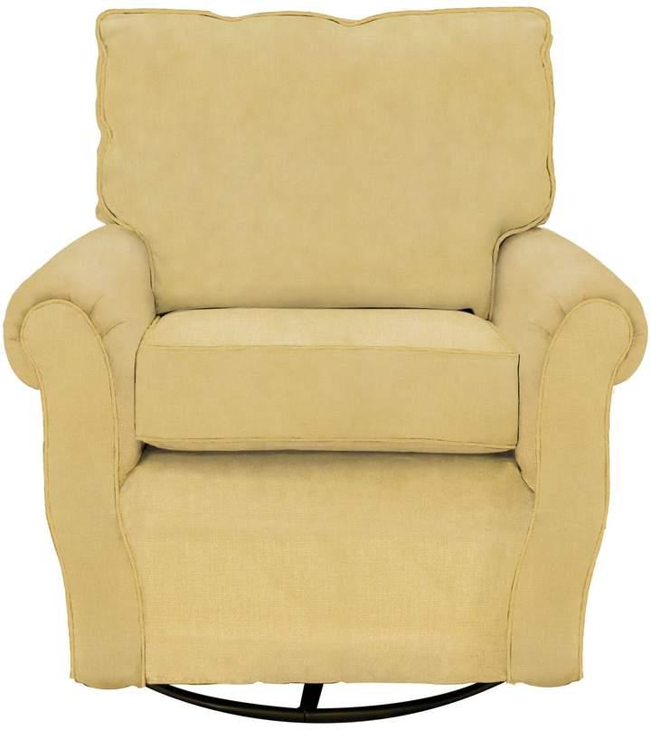 The 1st Chair Ella Grace Glider Chair in Margarine