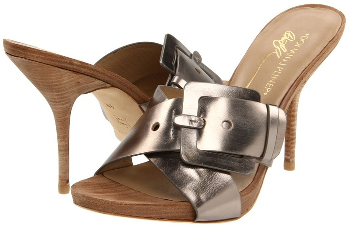 Donald J Pliner Elaine-10 (Pewter) - Footwear