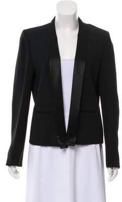 Sonia Rykiel Structured Open Front Blazer