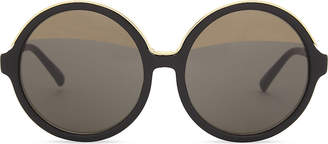 No 21 N2116 round-frame sunglasses