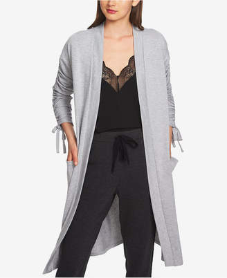 1 STATE 1.state Ruched Duster Cardigan