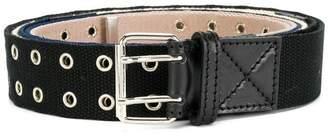 Y/Project Y / Project adjustable eyelet belt
