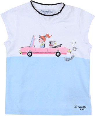 Simonetta Mini T-shirts - Item 12146101QU