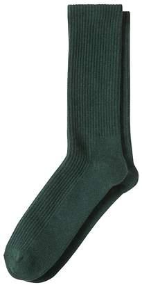 Banana Republic BR x Kevin Love | Solid Ribbed Boot Sock