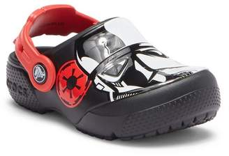 Crocs TM) Fun Lab Stormtrooper Clog (Baby, Walker, Toddler & Little Kid)