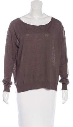 Closed Long Sleeve Knit Top w/ Tags