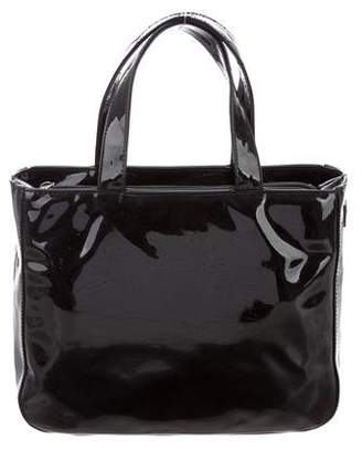 Dolce & Gabbana Patent Leather Handle Bag