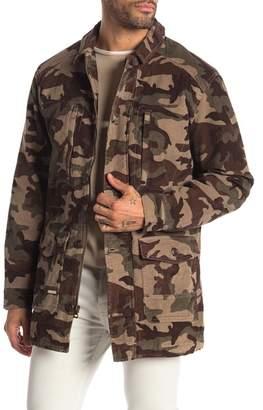 Weatherproof Camo Corduroy Jacket
