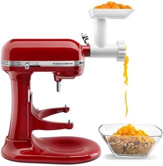 KitchenAid Food Grinder Stand Mixer Attachment