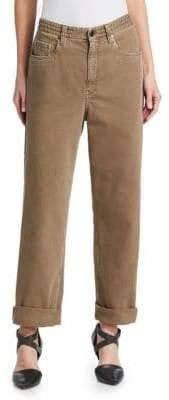 Brunello Cucinelli Garment-Dyed Jeans