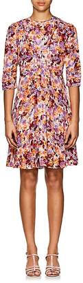 By Ti Mo byTiMo Women's Rosalind Floral Crepe Dress