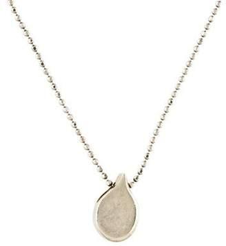 Alex Woo Teardrop Pendant Necklace
