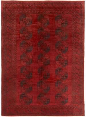 """ABC Home Vintage Afghan Wool Rug - 8'9""""x12'"""