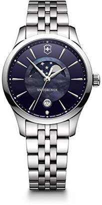 Victorinox Women's Analogue Quartz Watch with Stainless Steel Plated Strap 241752