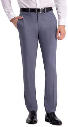 Haggar Jm Subtle Plaid Slim Fit Suit Separate Pant Plaid Slim Fit Stretch Suit Pants