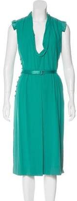 Marc Jacobs Sleeveless Belted Dress w/ Tags