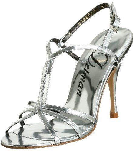 Delman Women's Magical High Heel T Strap