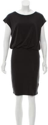 AllSaints Cap Sleeve Midi Dress
