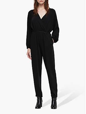 Molli Batwing Jumpsuit, Black