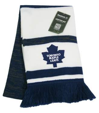 Reebok Center Ice Jacquard Scarf - Toronto Maple Leafs