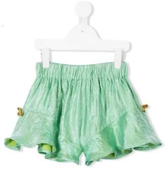 Raspberry Plum Grace shorts