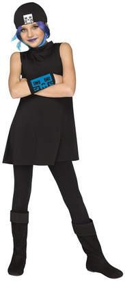 BuySeasons Jailbreak Little Girls Costume