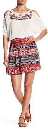 Raga Canyon Horizon Mini Skirt