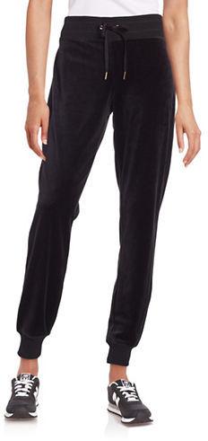 Calvin Klein Velvet Jogger Pants