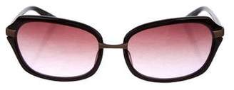 Barton Perreira Belle Gradient Sunglasses