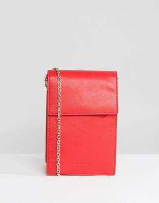 French Connection Rectangle Crossbody Bag