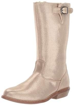 Hanna Andersson Girls' Karinne Glitter Riding Fashion Boot