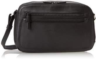 Derek Alexander Leather Derek Alexander Double Zip Organizer Handbag