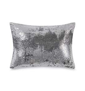 Calvin Klein Agate Sequin Cushion 31 X 42 Cm