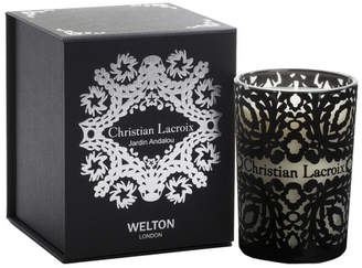 Christian Lacroix Jardin Andalou Glass Candle