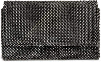 INC International Concepts I.n.c. Prudence Mesh Clutch, Created for Macy's
