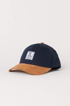 H&M Twill Cap - Blue