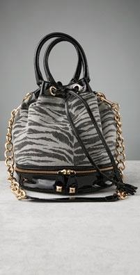 Betsey Johnson Handbags Catwalk Drawstring Tote