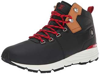 DC Men's MUIRLAND LX Fashion Boot Brown/Black